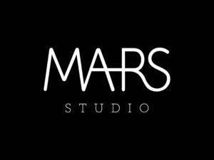 MARS studio logo white